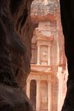 World wonder Petra Royalty Free Stock Images