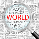 WORLD. Stock Photos