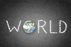 World word Stock Images