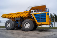 World's Largest Huge Truck BelAZ Stock Photos
