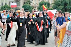 World Youth Day Stock Image