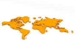 world007 www Стоковое Изображение