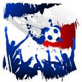 worldcup вектора Франции бесплатная иллюстрация