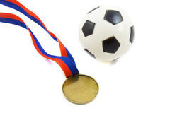 Worldcup soccer Stock Image