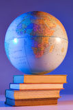 Worldly education Royalty Free Stock Photography