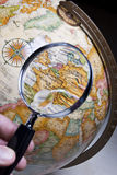Worldly education royalty free stock images