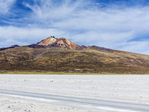 Worlds biggest salt plain Salar de Uyuni, Bolivia Stock Image