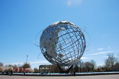 The Worlds Fair Grounds in NYC Stock Image