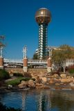 Worlds Fair park Stock Image