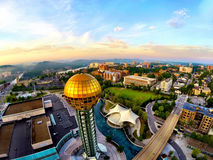 Worlds Fair Park, Knoxville, TN Stock Image