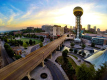 Worlds Fair Park, Knoxville, TN Stock Photography