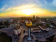 Worlds Fair Park, Knoxville, TN Stock Images