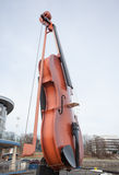 Worlds Largest Fiddle Royalty Free Stock Photo