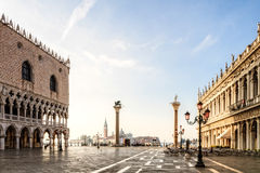 Worlds most beautiful square Piazza San Marco Royalty Free Stock Image