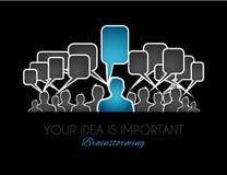 Worldwide communication and social media concept art. vector illustration