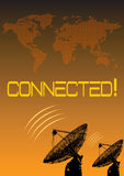 Worldwide Connection Stock Images