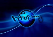 Worldwide Internet Stock Photo
