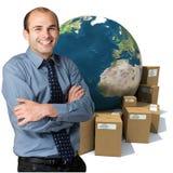 Worldwide service Stock Photo