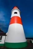 Worm& x27; взгляд глаза s красочного маяка Souter Стоковая Фотография RF
