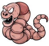 worm illustration libre de droits