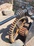 Worm Drive Royalty Free Stock Photography