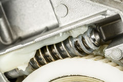 Worm gear Stock Photography