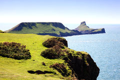 Worm's Head Royalty Free Stock Photos