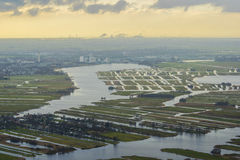 Wormerveer. Is a town in the Dutch province of North Holland. It is a part of the municipality of Zaanstad, and lies about 13 km northwest of Amsterdam Stock Image