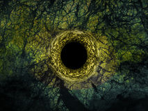 Wormhole Royalty Free Stock Images