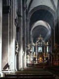 Worms Cathedral Royalty Free Stock Images