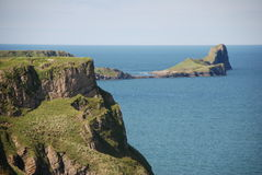 Worms Head Royalty Free Stock Image
