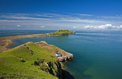 Worms Head stock photos