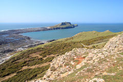 Worms Head Stock Photography