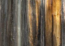 Worn деревянный siding Стоковое Изображение RF
