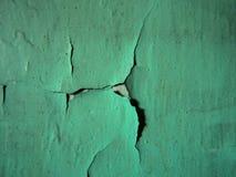 Worn краска стены Стоковое фото RF