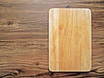 Worn разделочная доска блока мясника Стоковое Изображение RF