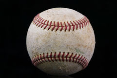 Worn Baseball Royalty Free Stock Photos