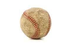 Worn Baseball Royalty Free Stock Image