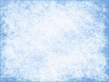 Worn blue background. Computer created grunge textured background stock illustration