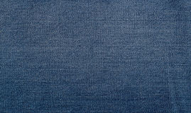 Worn Blue Denim Jeans texture, background Royalty Free Stock Images