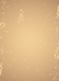 Worn brown paper background Royalty Free Stock Photography