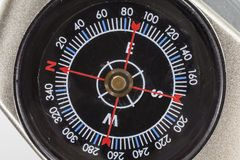 Worn Compass Stock Photography
