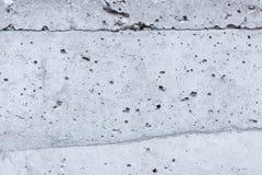 Worn concrete wall closeup Royalty Free Stock Photography