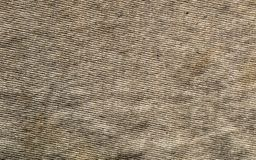 Worn Cotton Clothing Close-up. High Resolution Photo of Worn cotton clothing Stock Photo