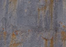 Worn damaged painted metal seamless texture pattern background. Seamless grey grunge texture structure surface with cracks and scr Royalty Free Stock Photos