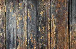 Worn door Royalty Free Stock Images