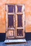 Worn Door Stock Images