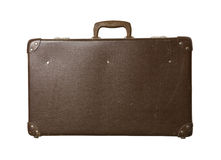 Worn down suitcase Royalty Free Stock Images