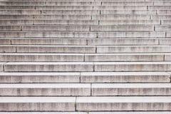 Worn granite stairs. Stock Photography