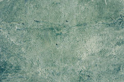 Worn green paint wall background texture. Royalty Free Stock Photo